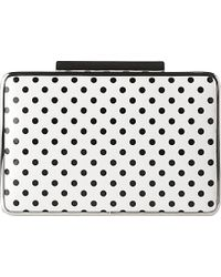L.K.Bennett Nina Box Clutch Bag - For Women - Lyst