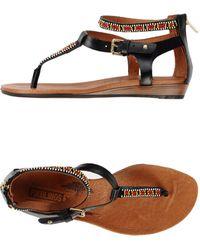 Pikolinos Thong Sandal - Lyst