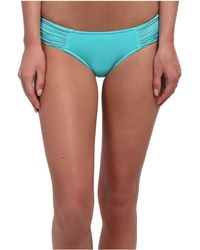 Seafolly Goddess Pleated Hipster Pant - Lyst