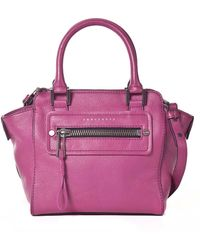 Sanctuary Little Hero Leather Tote Bag - Lyst
