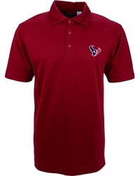 Cutter & Buck - Men's Short-sleeve Houston Texans Polo - Lyst