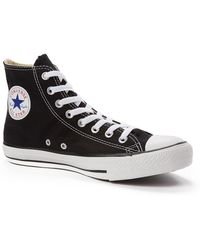Converse Chuck Taylor All Star Hi-Top Plimsolls - Lyst