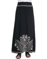 b410ba6c8 Women's Johnny Was Maxi skirts On Sale - Lyst