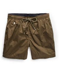 Mango Multipocket Swim Shorts - Lyst