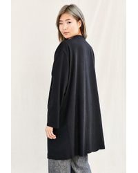 Urban Renewal - Recycled Cocoon Coat - Lyst