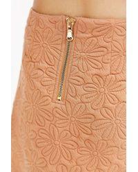 Cooperative - Daisy Mini Skirt - Lyst