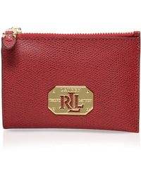 Ralph Lauren - Lauren Card Case - Whitby Key - Lyst