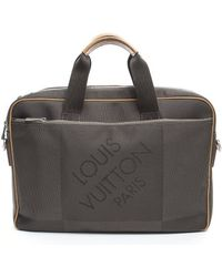 Louis Vuitton Preowned Damier Geant Associe Pm Briefcase - Lyst