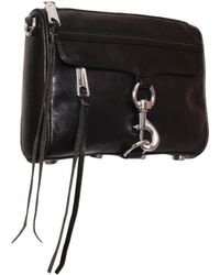Rebecca Minkoff Mac Leather Bag - Lyst