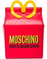 Moschino Happy Meal Bag - Lyst
