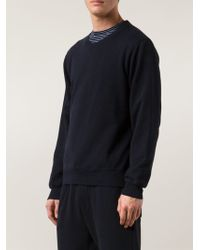 Fadeless Crew Neck Sweatshirt - Lyst