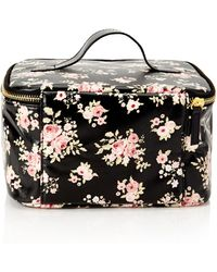 Forever 21 Floral Travel Makeup Case - Lyst