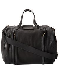 Marc By Marc Jacobs Moto Duffle black - Lyst