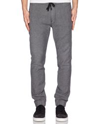 7 For All Mankind Luxe Sport Sweatpant - Lyst