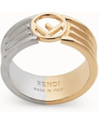 Fendi - F Is Ring - Lyst