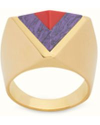 Fendi - Ring - Lyst