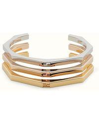 Fendi   Baguette Bracelets Baguette Bracelets   Lyst