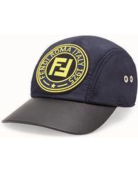 Fendi Rain Hat in Brown for Men - Lyst 792ca485530