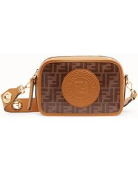 09ebd92a650 Lyst - Fendi Camera Case Camera Case in Black