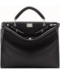 Fendi - Mini Peekaboo Fit - Lyst