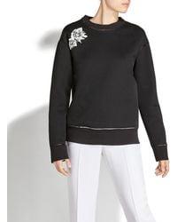 Ferragamo - Long Sleeve Sweatshirt - Lyst