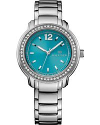 Tommy Hilfiger Womens Stainless Steel Bracelet Watch 36mm - Lyst