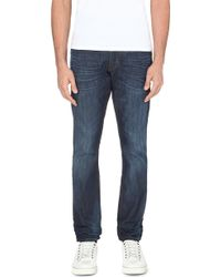 G-star Raw 3301 Slim-Fit Tapered Jeans - For Men - Lyst