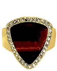 House of Harlow 1960 - Band Ring - Lyst