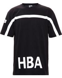 Hood By Air Monogram T-Shirt - Lyst
