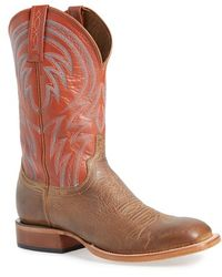 Lucchese | 'alan' Western Boot | Lyst
