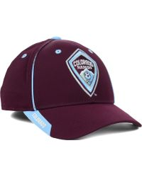 Adidas Colorado Rapids Mls Mid Fielder Cap - Lyst
