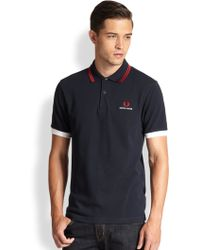 Fred Perry Usa World Cup Polo - Lyst