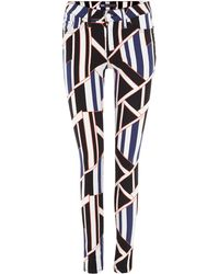 Levi's 535 Leggings in Faceted Camo - Lyst