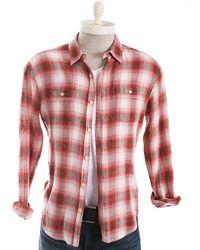 Lucky Brand Southwood Plaid Shirt - Lyst