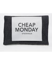 Cheap Monday Denim Patch Bag - Lyst