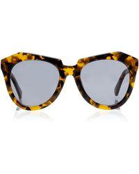 Karen Walker | Number One Sunglasses | Lyst