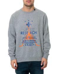 LRG The Born To Prevail Crewneck Sweatshirt - Lyst