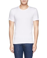 La Perla 'Elegance' Jersey Undershirt - Lyst