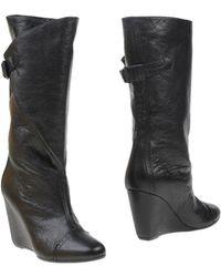Balenciaga Boots - Lyst