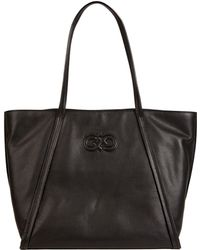Cole Haan Camlin Leather Tote Bag - Lyst