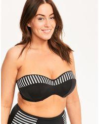 Elomi - Malibu Days Underwired Bikini Top - Lyst
