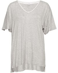 DKNY - Core Essentials S/s Top - Lyst