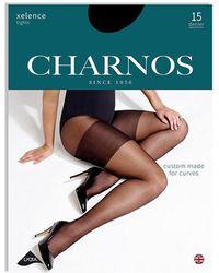 Charnos - Xelence 15 Denier Tights - Lyst
