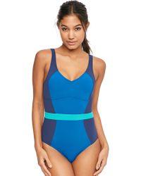 Speedo - Crystalgleam Swimsuit - Lyst