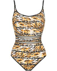Maryan Mehlhorn - Wildlife Underwired Swimsuit - Lyst