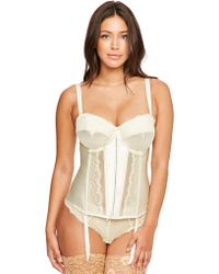 Elomi - Maria Strapless Basque - Lyst
