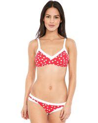Seafolly - Spot On Bralette Bikini Top - Lyst