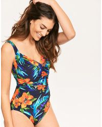 Miraclesuit - Samoan Sunset Sanibel Firm Control Swimsuit - Lyst
