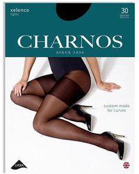 Charnos - Xelence 30 Denier Tights - Lyst