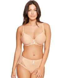 Elomi - Amelia Underwired Bandless Breathable Moulded Bra - Lyst